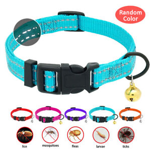 Flea-and-Tick-Collar-Dogs-Cats-Adjustable-Insect-Mosquito-Repel-Killer-Prevent