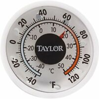 Taylor Dial Stick-on Thermometer (12 Pack)