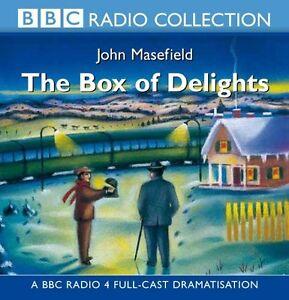 The-Box-Of-Delights-BBC-Radio-Collection-New-Audio-CD-Book-John-Masefield