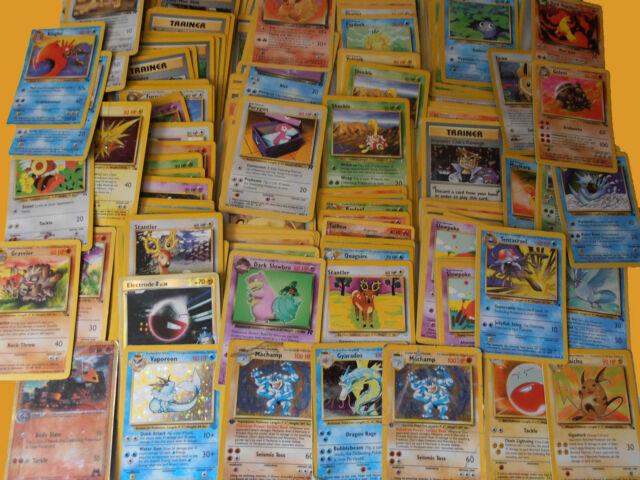 x30 Mixed Random Pokemon Cards Bundle -- Including at least 1 SHINY & 1 RARE!!