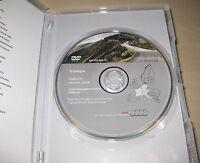 Audi Navigation plus RNS-E DVD Version 2016 Europa Deutschland rnse Original NEU