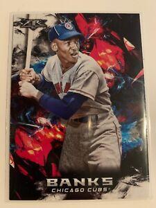 2018-Topps-Fire-Baseball-73-Ernie-Banks-Chicago-Cubs