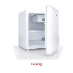 Mini nevera con congelador HKoenig 50W 45Litros FGX480