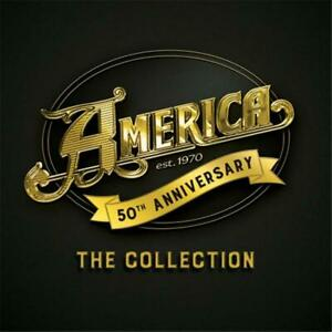 America-50th-Anniversary-The-Collection-3-CD-DIGIPAK-NEW