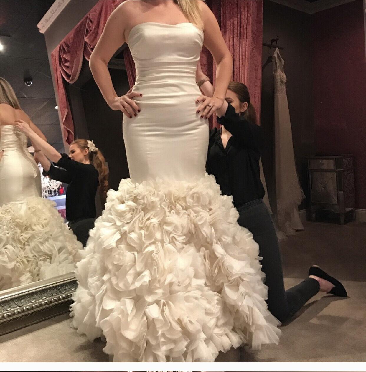 Winnie Couture Janine 8437 Wedding Dress - image 2