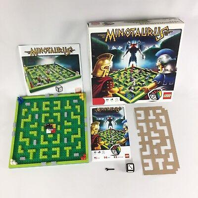 LEGO ® GAME recipe 3841 Minotauro ungelocht instruction b5390