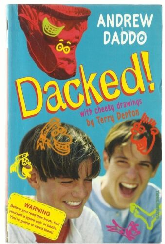 1 of 1 - Dacked! by T. Denton, Andrew Daddo (Paperback, 2003)