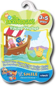 The-Backyardigans-Vsmile-VTech-3-5Yrs-New-Sealed-Free-To-US