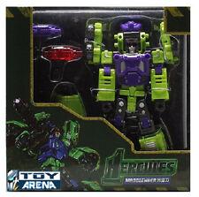 TFC Toys Hercules Mad Blender Devastator X Transformer MadBlender Figure New
