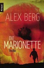 Berg, Alex - Die Marionette: Thriller (Knaur TB)