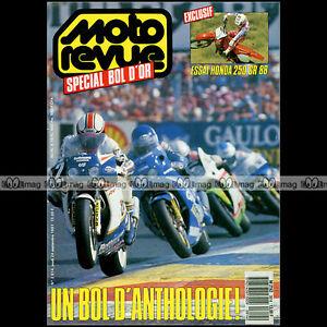 MOTO-REVUE-N-2814-HONDA-CR-250-KAWASAKI-KX-125-SPECIAL-BOL-D-039-OR-1987