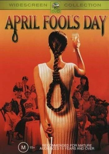 1 of 1 - April Fool's Day (DVD, 2003)