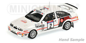 Minichamps 437878002 - Ford Sierra Rs Cosworth Blomqvist Tour De Corse 1987 1/43