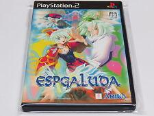 Espgaluda + Special DVD PS2 PlayStation 2 Japan JPN NTSC-J Cave Arika Good + Reg