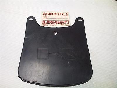 Genuine Kawasaki Front Fender Flap KE125 KE175 KS125 KD125  35019-007