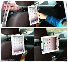 Auto Car Seat Headrest Mount Holder For iPad 4/5 Air mini Tablet Galaxy Surface