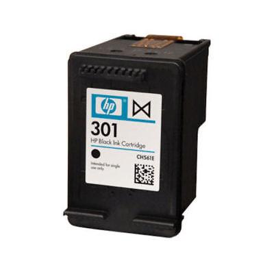 HP 301 / 301XL Black & Colour Ink Cartridge For DeskJet 2540 Printer - No box