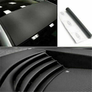 Decal-sticker-3d-carbon-fiber-vinyl-film-diy-wrap-auto-vehicle-exterior