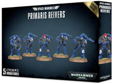 Reivers Warhammer 40K Primaris Marines Combat Squad 5 Adeptus Astartes Space