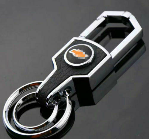 Creative Car Keyring Key Decoration for Chevr0let Logo Keychain Key Holder