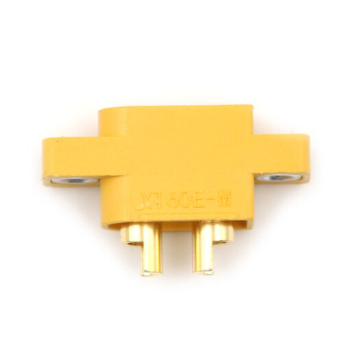 XT60E-M Mountable XT60 Male Plug Connector For RC Models Multicopter EP