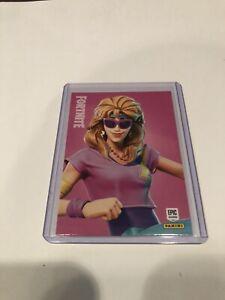 Fortnite Trading Card Nr 250 Aerobic Assassin Epic FOIL