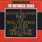 J.S. Bach: The Well-Tempered Clavier, Book 1 Complete (CD, Oct-2006, 2 Discs, Vanguard)
