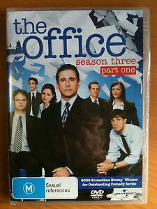 The office season 3 three part one steve carell brand new sealed free post 5050582434507 - The office season 1 online free ...