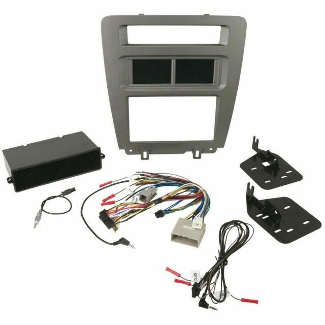 METRA 99-5839CH *NEW* CAR RADIO DASH INSTALL KIT// Ford Mustang 10-14 TurboTouch