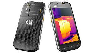 CAT S60 Duos 32GB / 3GB RAM Black