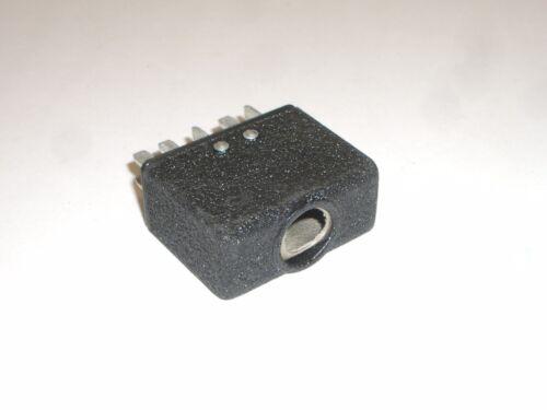 CINCH JONES BEAU MOLEX P-310-FHT 38330-9910 POWER PLUG 10 PIN w// FLARED HOLE TOP