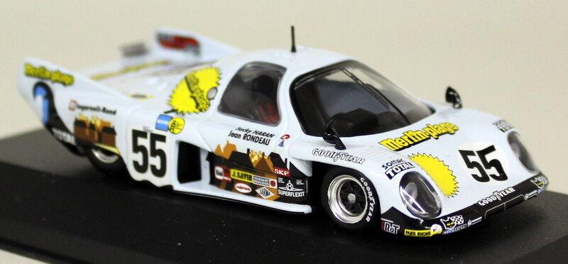 Ixo 1 43 Scale LMC021 Rondeau M379 Merlin Plage Le Mans 1979 Diecast Model Car