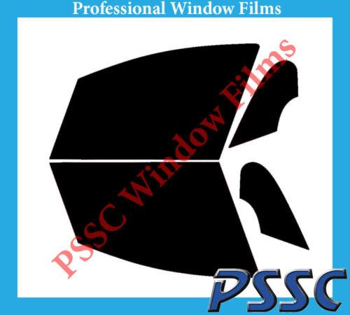 PSSC pré coupe voiture avant fenêtre films-peugeot 307 5 porte hayon 2000 à 2015