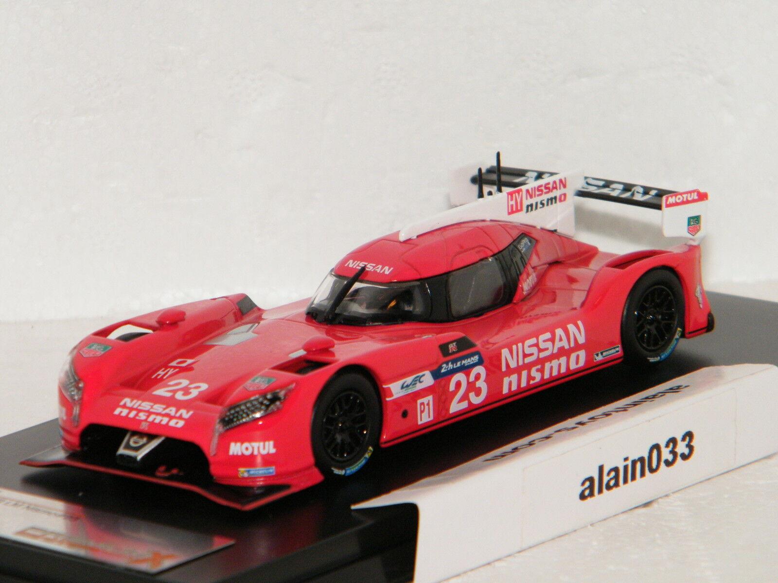 Nissan GT-R LM Nismo Sebring Test 2015 rot PremiumX 1 43 Ref. PRD518J