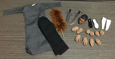 Custom 1/6 Scale Ip Man Costume Pack For Hot Toys Or Ganghood Bruce Lee Body