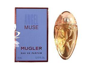 Dettagli su Miniatura MINI Thierry Mugler Angel Muse PROFUMO 5 ml edp donna da viaggio mostra il titolo originale