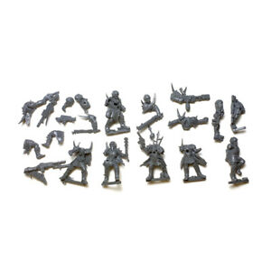 TRAITOR-GUARDSMEN-x-7-Blackstone-Fortress-Chaos-Space-Marines-Cultists-40K