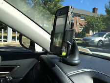 CAR LEATHER DASHBOARD WINSHIELD MOUNT HOLDER STAND FOR SAMSUNG GALAXY NOTE 3 4 5