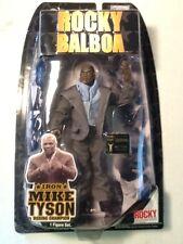 Mike Tyson 2007 Jakks Pacific Rocky Balboa Action Figure FREE SHIPPING