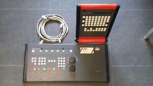 EMCO Keyboard GE Fanuc series 21 X9A000