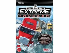 18 Wheels of Steel Extreme Trucker (CD-PC) LN EXCELLENT CONDITION