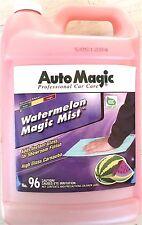 SHOWROOM LIQUID WAX - MAGIC MIST by Auto Magic, for easy & instant shine, 1 GAL