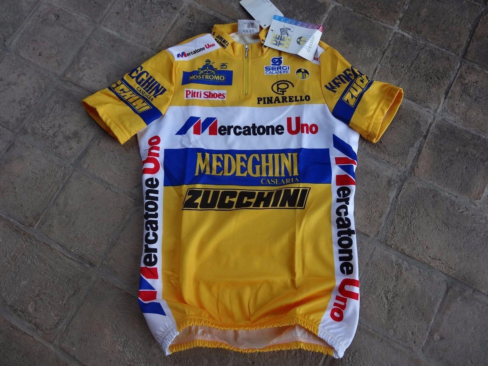 NOS  Mercatone Uno Pinarello cycling jersey