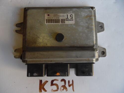 2008 08 NISSAN SENTRA COMPUTER BRAIN ENGINE CONTROL ECU ECM EBX  MODULE K524