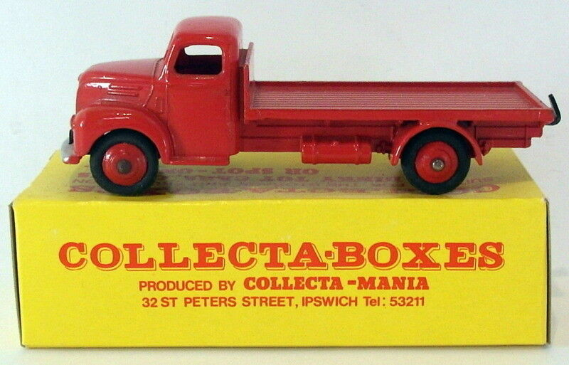 Jahr Dinky 30R - Fordson Lorry - rot In Collecta-Box