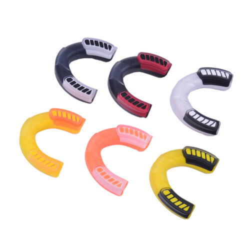 1PC Sports Mouthguard Teeth Cap Protect For Boxing Basketball Teeth Guard/_ti