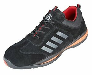 HIMALAYAN-4204-Kiwi-S1-black-metal-free-composite-toe-safety-trainer-shoe