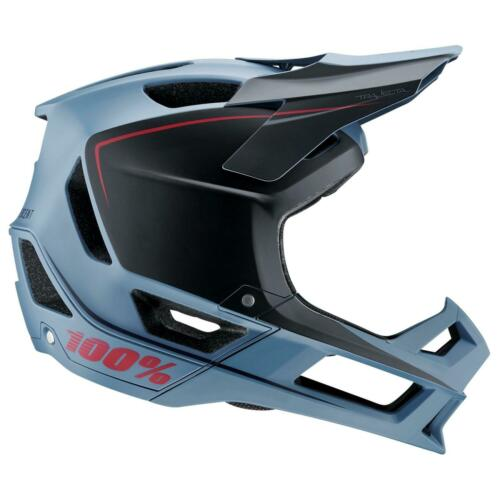 100/% Pour Cent trajecta DH MTB BMX Fullface Casque Alpin Mountain Bike Vélo