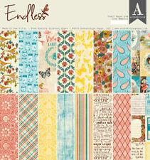 """Authentique  12/"""" x 12/"""" Details Scholastic Cardstock Stickers BTS019"""