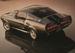 ELEANOR 1967 FORD MUSTANG SHELBY GT500 NEW A3 PRINT POSTER ...